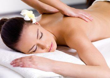 MODERN ESTETIQUE - masaż relaksacyjny plecy