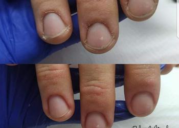 Blondi Nails - manicure klasyczny