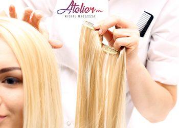 DZIERŻONIÓW Salony fryzjerskie MICHAŁ MROSZCZAK Beauty&SPA - doczepianie przedłużanie zagęszczanie naturalne włosy