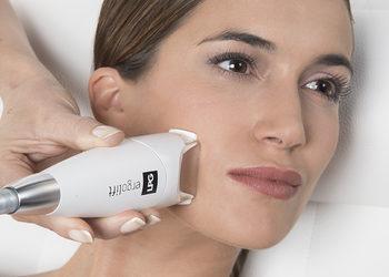 Klinika JustSkin  - lpg zabieg rozświetlający na twarz