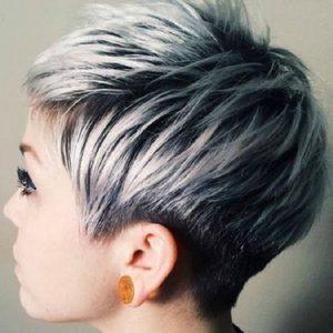 Beauty Salon Matrioshka  - Farba + pasemka krótkie włosy