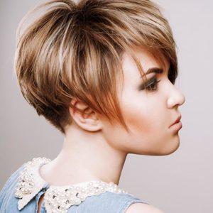 Beauty Salon Matrioshka  - Strzyżenie damskie z modelowaniem krótkie włosy