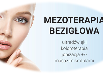 Studio Zdrowia i Urody VITALITA - mezoterapia bezigłowa+peeling kawitacyjny+ampułka
