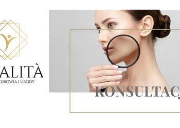 Studio Zdrowia i Urody VITALITA - konsultacja