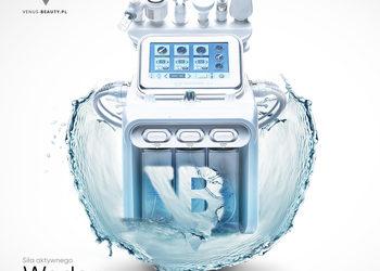 Klinika Piękna MaVie - oczyszczanie wodorowe + fala radiowa