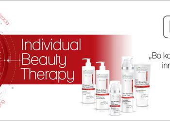 ZABIEGANE Kosmetologia estetyczna  - bielenda professional individual beauty therapy