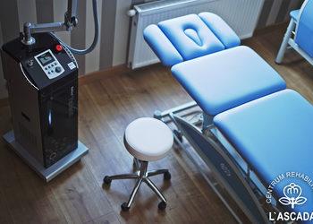 Centrum Rehabilitacji i Kosmetologii Lascada - głęboka stymulacja elektromagnetyczna salus talent