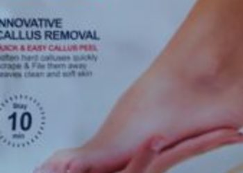 Klinika Piękna MaVie - zabieg kwasowy callus peel do pedicure