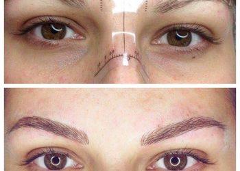 Balola Sopot - 275 makijaż permanentny brwi metodą microbladingu