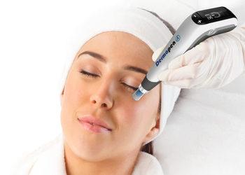 Klinika JustSkin  - dermapen4 - mikronaukłuwanie skóry