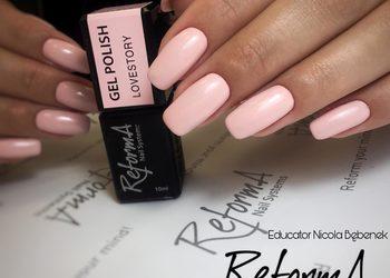 Cindy Nails - manicure hybrydowy kolor
