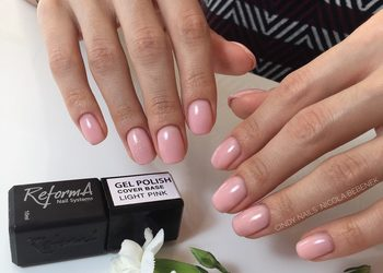 Cindy Nails - manicure kombinowany kolor