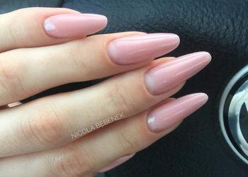 Cindy Nails - przedłużanie paznokci żelem kolor