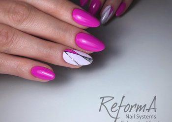 Cindy Nails - przedłużanie paznokci żelem zdobienia/french