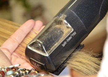 Salon Fryzjerski Marzena Lasek - polerowanie włosów