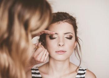 Beauty Design by Natalia Halbina - makijaż ślubny