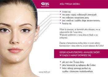 """Salon """"EVITA"""" - komputerowe badanie skóry z konsultacją"""