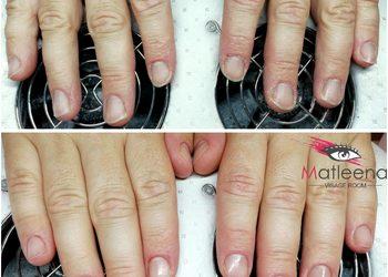 MATLEENA BEAUTY - manicure męski