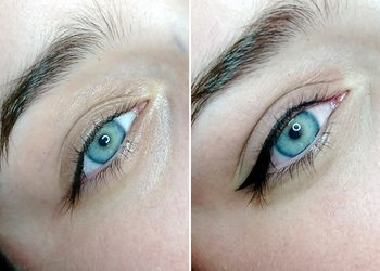 MATLEENA BEAUTY - makijaż permanentny kreska górna