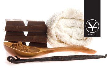 YASUMI  - czekoladowy zabieg ujędrniająco-relaksujący