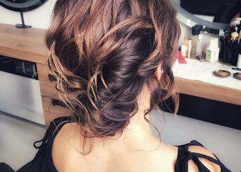 Zoia Beauty Stylist - fryzura kok/upięcie/ślubna fryzura