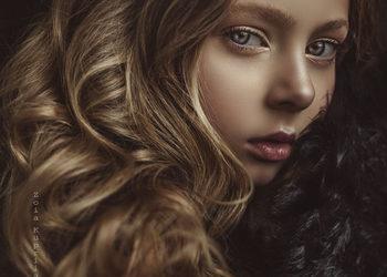 Zoia Beauty Stylist - fryzura photo shoot
