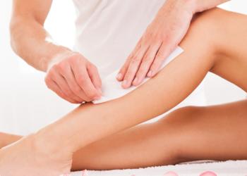 Salon Piękności Bellissima - depilacja wosk całe nogi