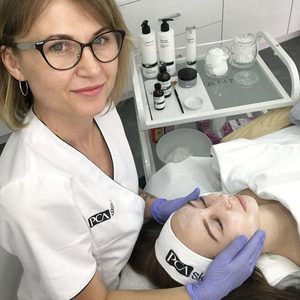 KLEOPATRA gabinet kosmetyczny - Pca Skin - terapia cery suchej
