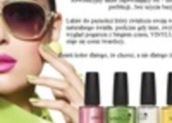 Pracownia Kosmetyczna Pracownia Fryzjerska - manicure z malowaniem vinylux