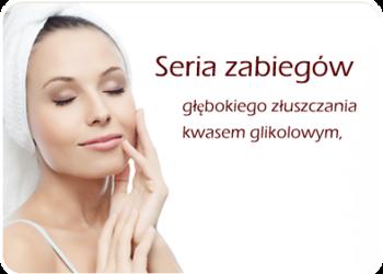 Pracownia Kosmetyczna Pracownia Fryzjerska - peeling glikolowy