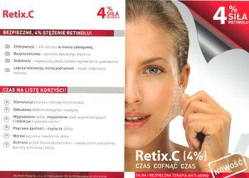 Pracownia Kosmetyczna Pracownia Fryzjerska - retix c - czas cofnąć czas