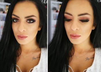 MATLEENA BEAUTY - makijaż  kasia