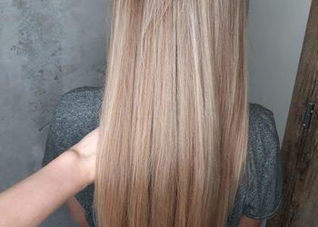 Passion pracownia Fryzur - rekonstrukcja włosów joico k-pak