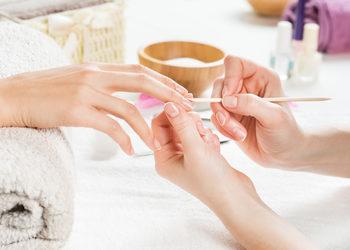 SPAandGO  - manicure kamyczkowy