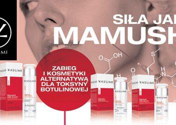 YASUMI Warszawa Gocław - Instytut Zdrowia i Urody  - siła jadu mamushi arg - nowa formuła