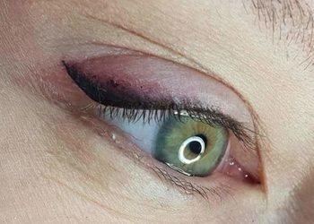 BlueBerry - makijaż pernamentny oka