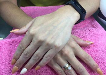 STYLOVO - przedłużenie paznokci żelem,akrylem