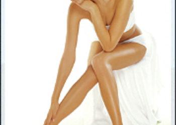 Instytut Urody Symfonia Piękna - depilacja  woskiem całe nogi