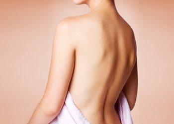 Instytut Urody Symfonia Piękna - depilacja  woskiem plecy