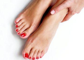 Instytut Urody Symfonia Piękna - żelowanie paznokci stóp