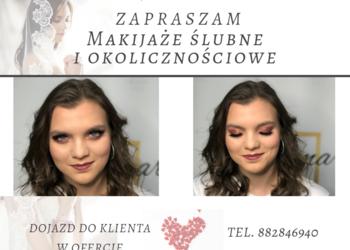 Malimar Beauty Stylizacja rzęs i makijaże Ursus - makijaż ślubny próbny