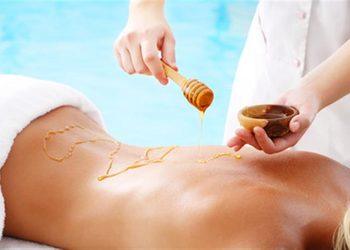 Masu Masu - masaż ciepłym naturalnym miodem