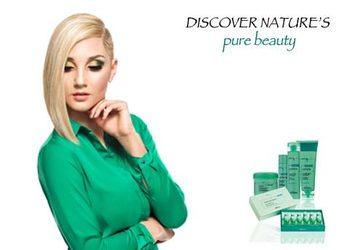 MonaVisage - koloryzacja damska komplet włosy średnie