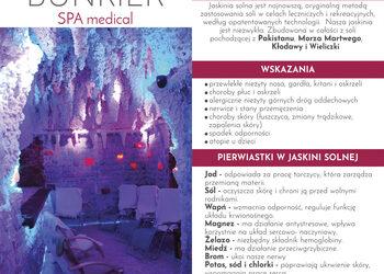 Bunkier SPA / Klinika Cud-Med - jaskinia solna
