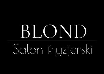Salon fryzjerski BLOND