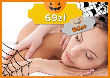 J|Klinik - masaż klasyczny 60min - jesienna promocja
