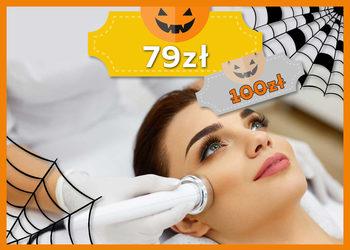 J|Klinik - fale radiowe - lifting twarzy, szyi, dekoltu + oczu - jesienna promocja
