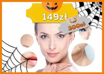 J|Klinik - pca - sensi peel - zabieg złuszczający z wykorzystaniem kwasów - jesienna promocja