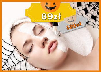 J|Klinik - zabieg aktywnie nawilżający (peeling, ampułka, maska, masaż, maska algowa) - jesienna promocja