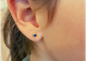 Instytut Urody POR FAVOR - przekłuwanie uszu + kolczyki